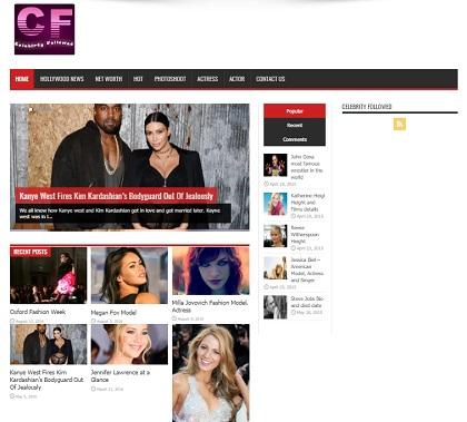 CelebrityFollowed.com